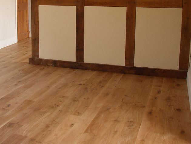 Solid Oak Flooring image #3