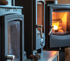 Beautiful Stoves